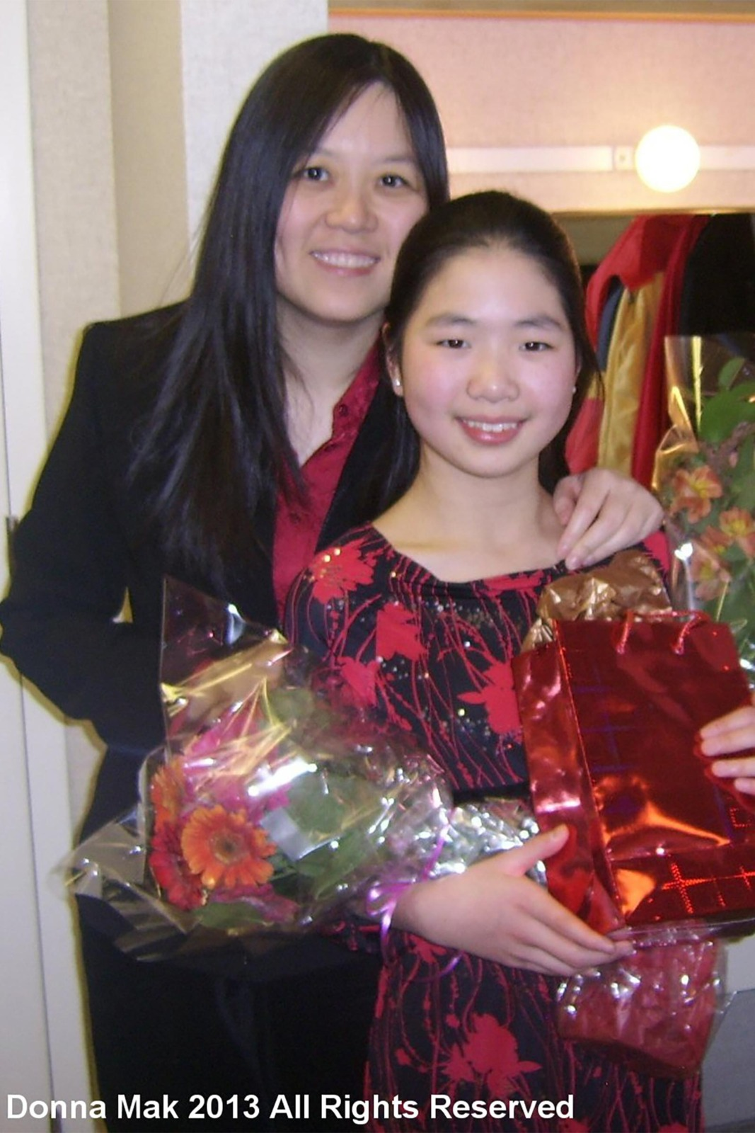 Donna Mak and Student at Piano Concerto Debut with the KW Symphony