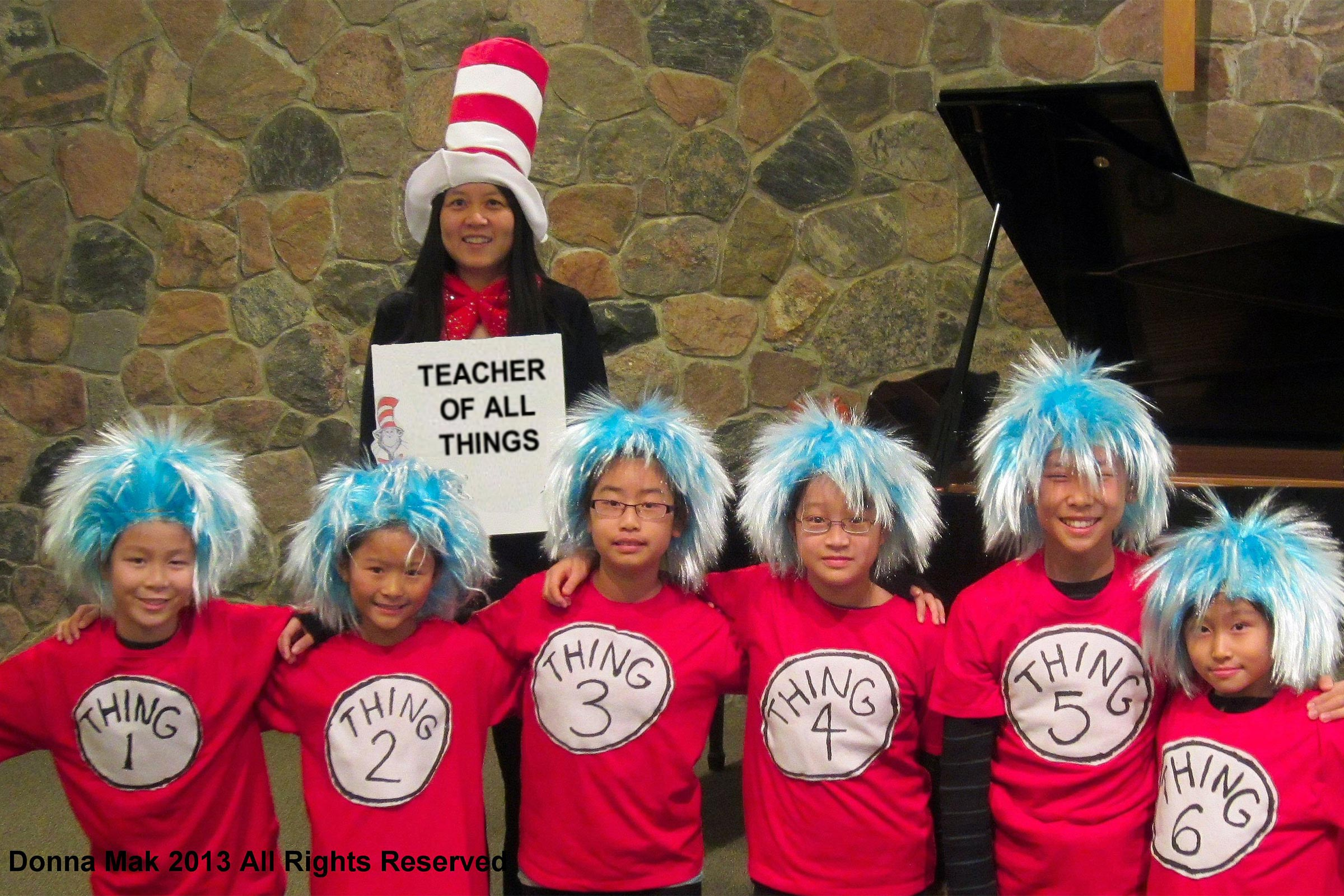 Teacher of All Things at Donna Mak Piano Studio